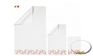 Asciugamani stampa digitale Fiori di Pesco