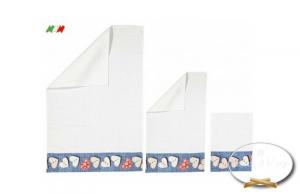 Asciugamani stampa digitale Jeans