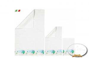 Asciugamani stampa digitale Mongolfiere