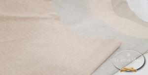 Telo Granfoulard  Millerighe grigio