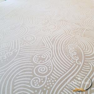 Tovaglia Wave bianca