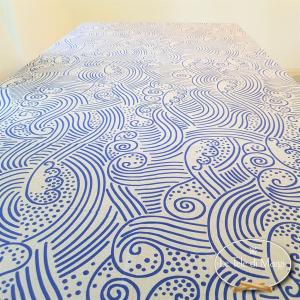 Tovaglia Wave Blu