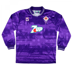 1993-94 Fiorentina Maglia match worn/issue #17 XL (Top)