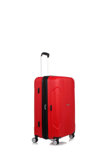 Trolley medio American Tourister 71 lt TRACKLITE rosso 4 ruote