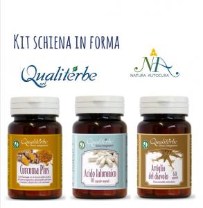 Kit Schiena in Forma -20% con codice: naturautocura