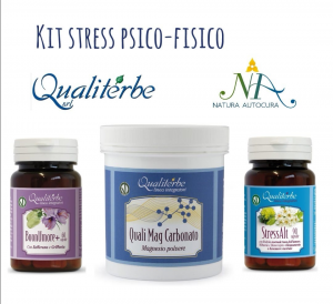 Kit Stress Psico Fisico -20% con codice: naturautocura
