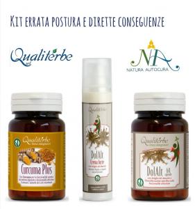 Kit Errata Postura e Dirette Conseguenze -20% con codice: naturautocura