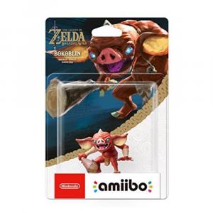 Amiibo - Bokoblin - The legend of Zelda: Breath of the wild