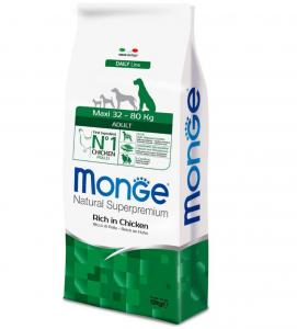 Monge - Natural Superpremium - Maxi Adult - 12 kg