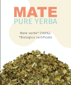 MATE Pure Yerba - Alveus - busta da 250g