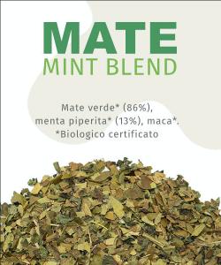 MATE Mint Blend - Alveus - busta da 250g