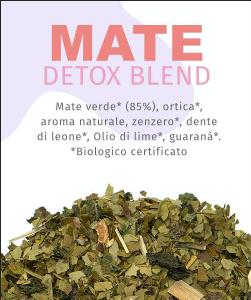 MATE Detox Blend - Alveus - busta da 250g
