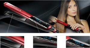 Remington S9600 messa in piega Piastra per capelli Caldo Rosso 3 m