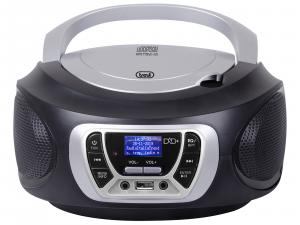 Trevi CMP 510 DAB Digitale Nero