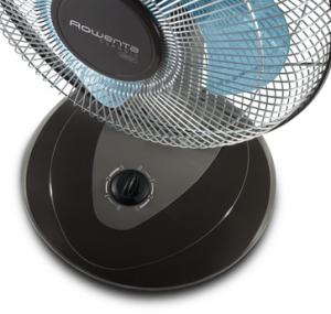 Rowenta VU1930F0 ventilatore Nero