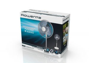 Rowenta Essential + Stand Vu4410