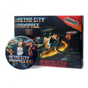Retrocity Rampage DX - Arcade Block Exclusive - NUOVO - PC
