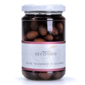 Olive Taggiasche in salamoia   Barattolo da 280 gr.