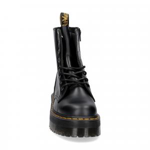 Dr. Martens Anfibio Jadon Black polished smooth-5