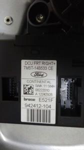 Alzacristallo elettr. ant. dx usato Ford Kuga 2008> 2.0 TDCI