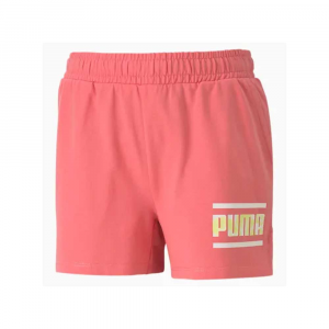Completo Puma Bianco\Rosa Bimba