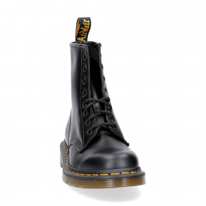 Dr. Martens Anfibio Uomo 1460 black smooth-3