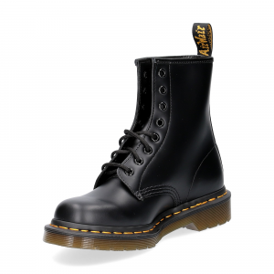 Dr. Martens Anfibio Uomo 1460 black smooth-4