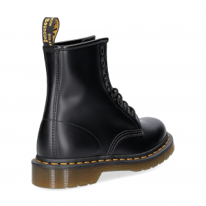 Dr. Martens Anfibio Uomo 1460 black smooth-5