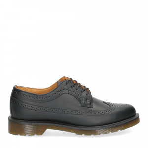 Dr. Martens Stringata Uomo 3989 brogue black smooth-2