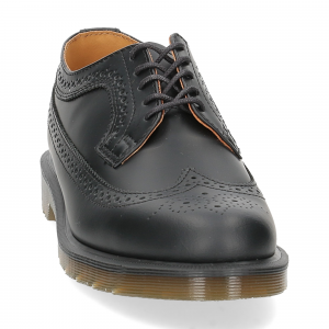 Dr. Martens Stringata Uomo 3989 brogue black smooth-3