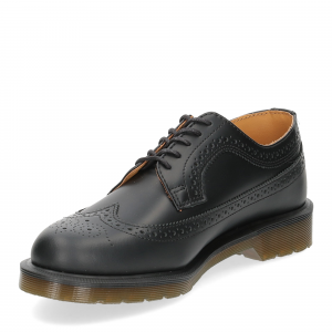 Dr. Martens Stringata Uomo 3989 brogue black smooth-4