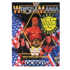 Wrestlemania - USATO - C64