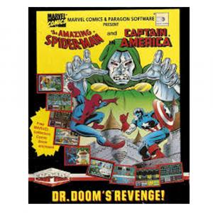 Dr. Doom's Revenge - USATO - C64
