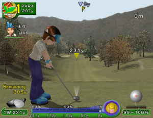 Ace Golf - USATO - Gamecube