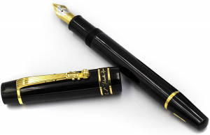 Montblanc Donation Pen Yehudi Menuhin 21852 Penna Stilografica