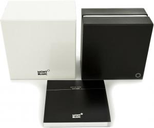 MONTBLANC ACCIAIO S48 BLACK CHRONO