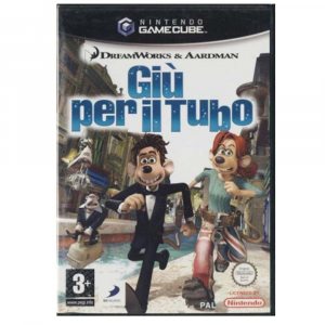 Giu' per il tubo - USATO - Gamecube