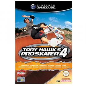 Tony Hawk's Pro Skater 4 - USATO - Gamecube