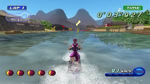 Wave Race Blue Storm - USATO - Gamecube