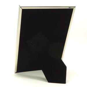 Cornice portafoto in silver bordo fino 7x10