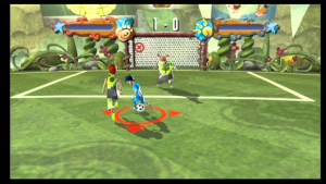 Academy of Champions Football - USATO - Wii