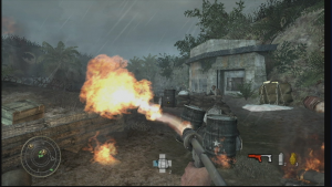 Call of Duty: World at War - USATO - Wii