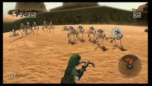 Link's Crossbow Training - USATO - Wii