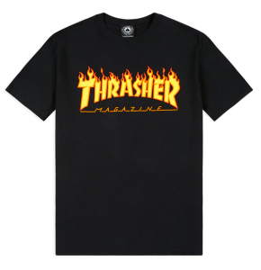 T-Shirt Thrasher Flame Tee ( More Colors )