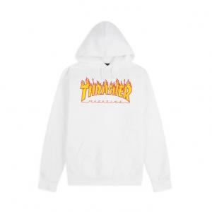 Felpa Thrasher Flame Hoodie ( More Colors )