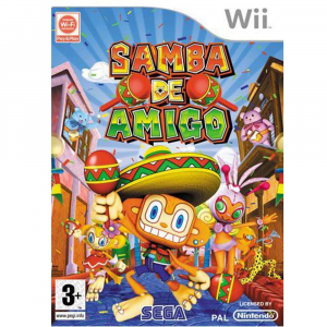 Samba De Amigo - NUOVO - Wii