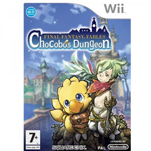 Final Fantasy Fables: Chocobos Dungeon - NUOVO - Wii