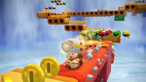 Captain Toad: Treasure Tracker - USATO - WiiU