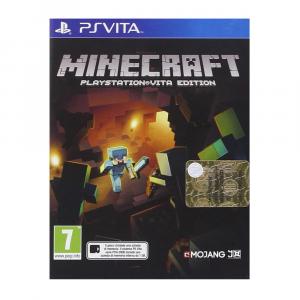Minecraft Playstation Vita Edition - USATO - PSVita