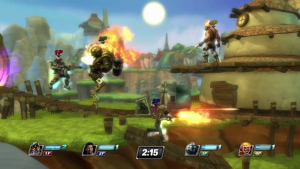 Playstation All-Stars: Battle Royale - USATO - PSVita